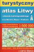 Turystyczny atlas Litwy