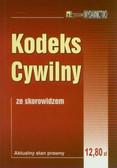 Kodeks cywilny ze skorowidzem