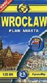 Wrocław plan miasta 1:22 500. wersja kieszonkowa