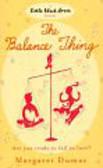 Dumas Margaret - Balance Thing