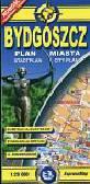 Bydgoszcz plan miasta 1:20 000. wersja kieszonkowa