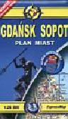 Gdańsk Sopot plan miast 1:26 000. wersja kieszonkowa