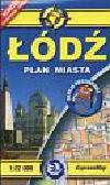 Łódź plan miasta 1:22 000. wersja kieszonkowa