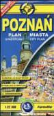 Poznań plan miasta 1:22 000