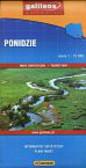 Ponidzie 1:75 000 mapa turystyczna