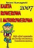 Kurczyński Antoni - Karta rowerowa i motorowerowa 2007