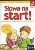 Szulc Marcin Gorzałczyńska Agnieszka - Słowa na start kl.4 cz.2 Podręcznik do nauki o języku z ćwiczeniami
