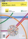 Berlin Atlas miasta i okolic