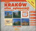 Kraków Atlas aglomeracji, Greater Kraków, Grosraun Kraków