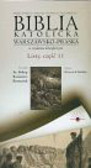 Praca zbiorowa - Audio Biblia cz. 7 Listy cz. II (Płyta CD)