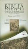 Praca zbiorowa - Audio Biblia cz. 8 Listy cz. III (Płyta CD)