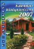 Kalendarz biodynamiczny 2007