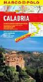 Opracowanie zbiorowe - Kalabria 1:300 000 - mapa Marco Polo