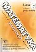 Więsek Barbara - Matematyka 6 Korepetycje