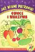 Owoce i warzywa Kolorowanka dla dzieci 3-6 lat