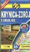 Krynica Zdrój i okolice mapa turystyczna 1:15 000. wersja kieszonkowa