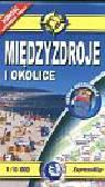 Międzyzdroje i okolice plan miasta 1:10 000. wersja kieszonkowa