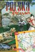 Polska jest fajna Turystyczny atlas samochodowy