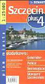 Szczecin plus 4 1:25 000 plan miasta