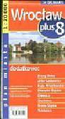Wrocław plus 8  1:20 000 plan miasta