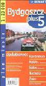 Bydgoszcz plus 5 1:23 000 plan miasta