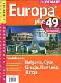 Europa plus 49 planów miast europejskich 1:800 000