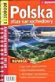 Polska atlas samochodowy 1:300 000 + Europa