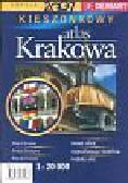 Kraków 1:20 000 kieszonkowy atlas miasta