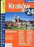 Kraków plus 24 1:20 000 plan miasta