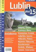 Lublin plus 15  1:15 000 atlas miast