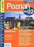 Poznań plus 17 atlas miast 1:18 000