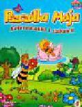 Pszczółka Maja 4 Kolorowanki i zabawy