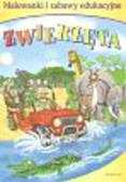Zwierzęta Malowanki i zabawy edukacyjne