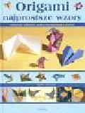 Boursin Didier - Origami Najprostsze wzory