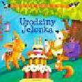 Skwark Dorota - Bajki dla najmłodszych Urodziny jelonka