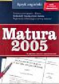 Matura 2005 - język angielski