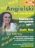 Angielski do słuchania Czasowniki nieregularne część 1 (Płyta CD)