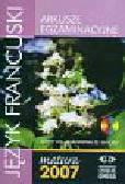 Arkusze egzaminacyjne Matura 2007 Język francuski Teksty do rozumienia ze słuchu Płyta CD