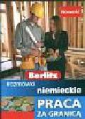 Kisielewski Mariusz - Berlitz Rozmówki niemieckie Praca za Granicą