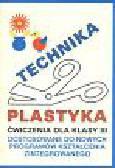 Bartosiński Józef  Romaniec Ewa - Technika Plastyka  Ćwiczenia kl. 3