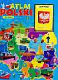 Atlas Polski dla dzieci z kartami