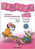 Dooley Jenny, Evans Virginia - Welcome Kids Starter Activity Book. Szkoła podstawowa