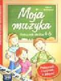 Korowajczyk Elżbieta - Moja muzyka 4-6 Podręcznik / Zagraj na gitarze. Szkoła podstawowa