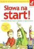 Szulc Maciej - Słowa na start 4 Podręcznik do nauki o języku z ćwiczeniami Część 1. Szkoła podstawowa