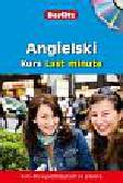 Berlitz Last minute. Angielski kurs językowy. Książka+CD