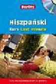Berlitz Last minute. Hiszpański kurs językowy. Książka+CD