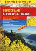 Niemcy Atlas drogowy 1:300 000