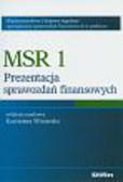 MSR 1 Prezentacja sprawozdań finansowych