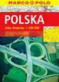 Opracowanie zbiorowe - MP Polska  atlas drogowy  1: 200 000