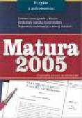 Matura 2005 - fizyka i astronomia